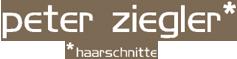 Peter Ziegler* Haarschnitte – Top-Quality-Friseur auch in bio & vegan – Frankfurt Logo